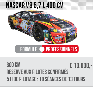 NASCAR PRO METTET 300 km